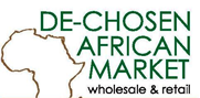 De Chosen African Market Logo