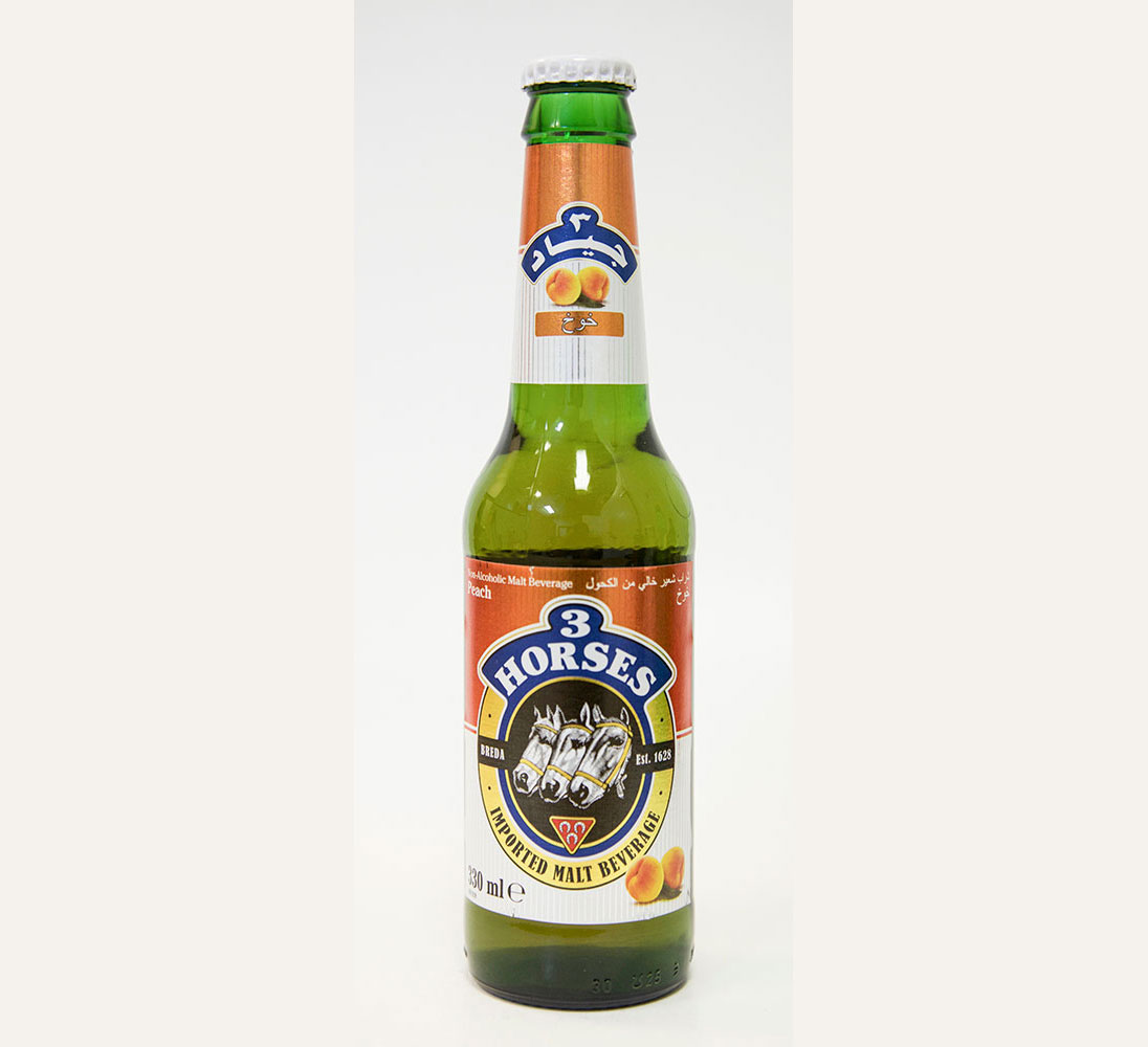 Horses Non Alcoholic Malt Beverage