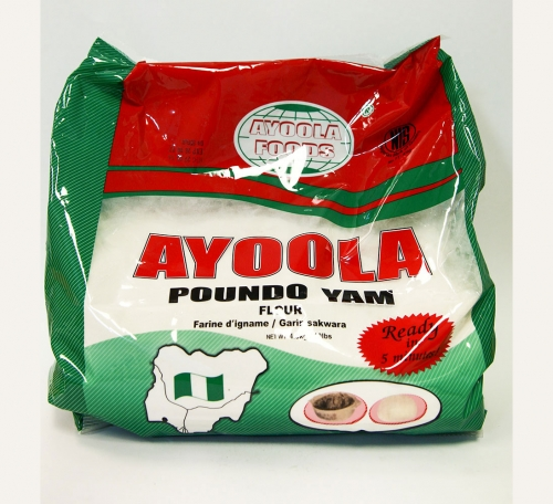 Ayoola Pounded yam Flour