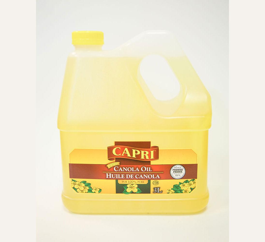 Canola Oil Capri L