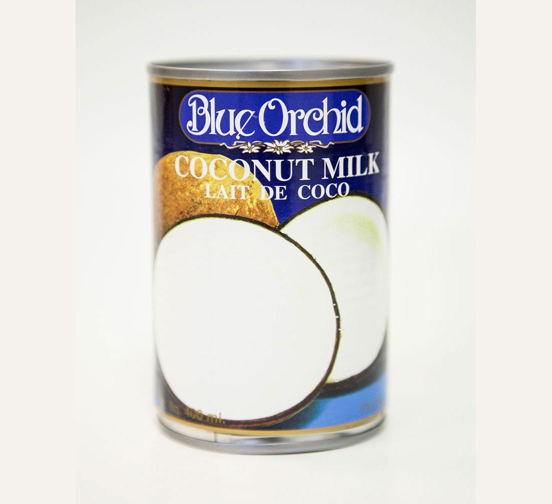 Coconut Milk Blue Orchid