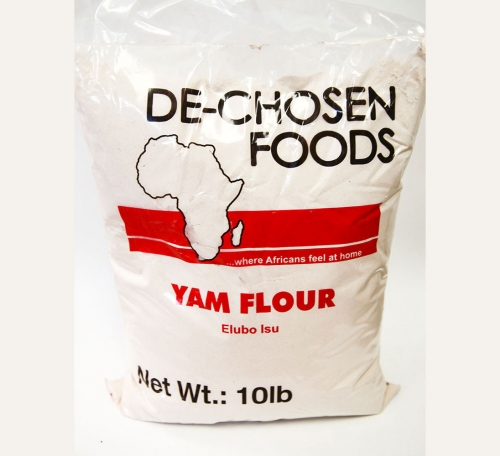Dechosen Yam Flour lb