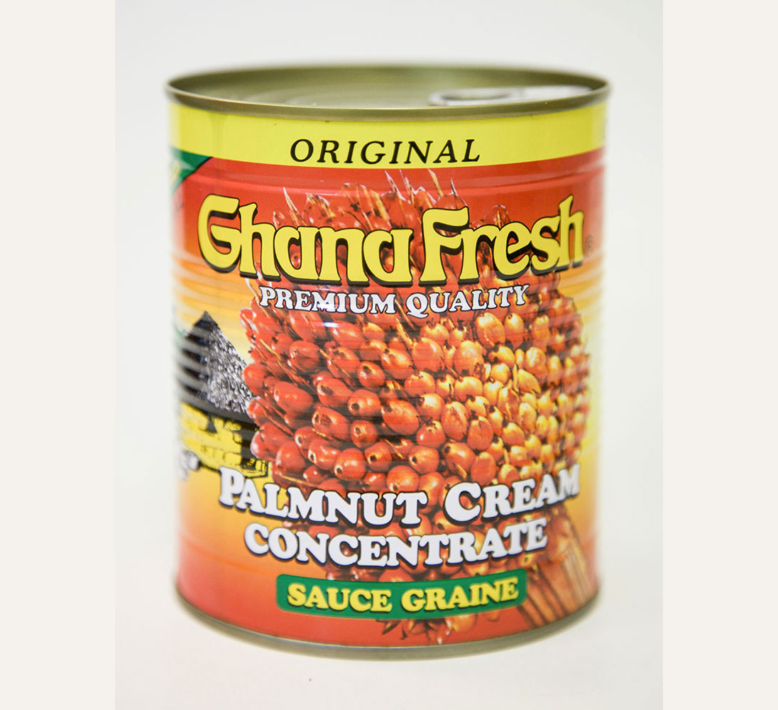 Ghana Fresh palnut cream