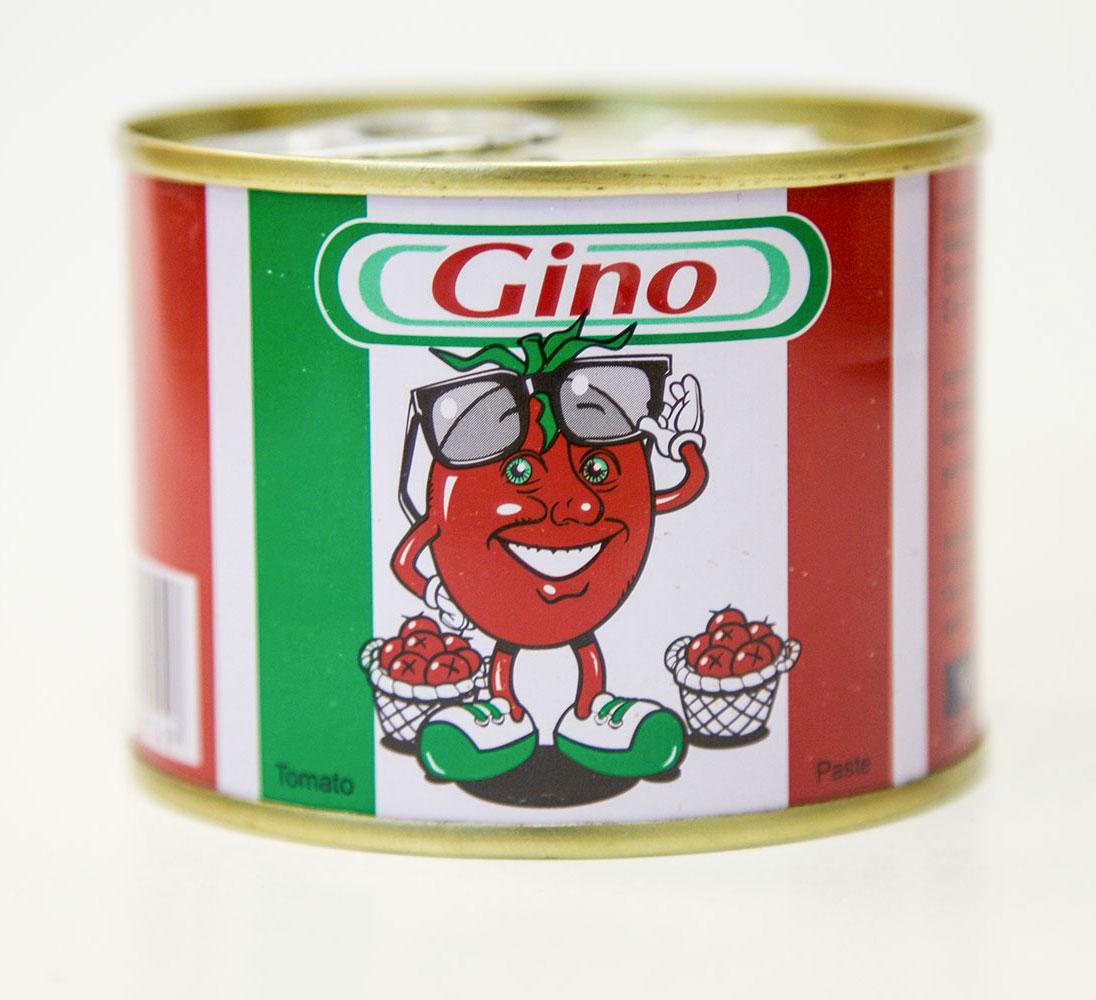 Gino Tomato Paste g