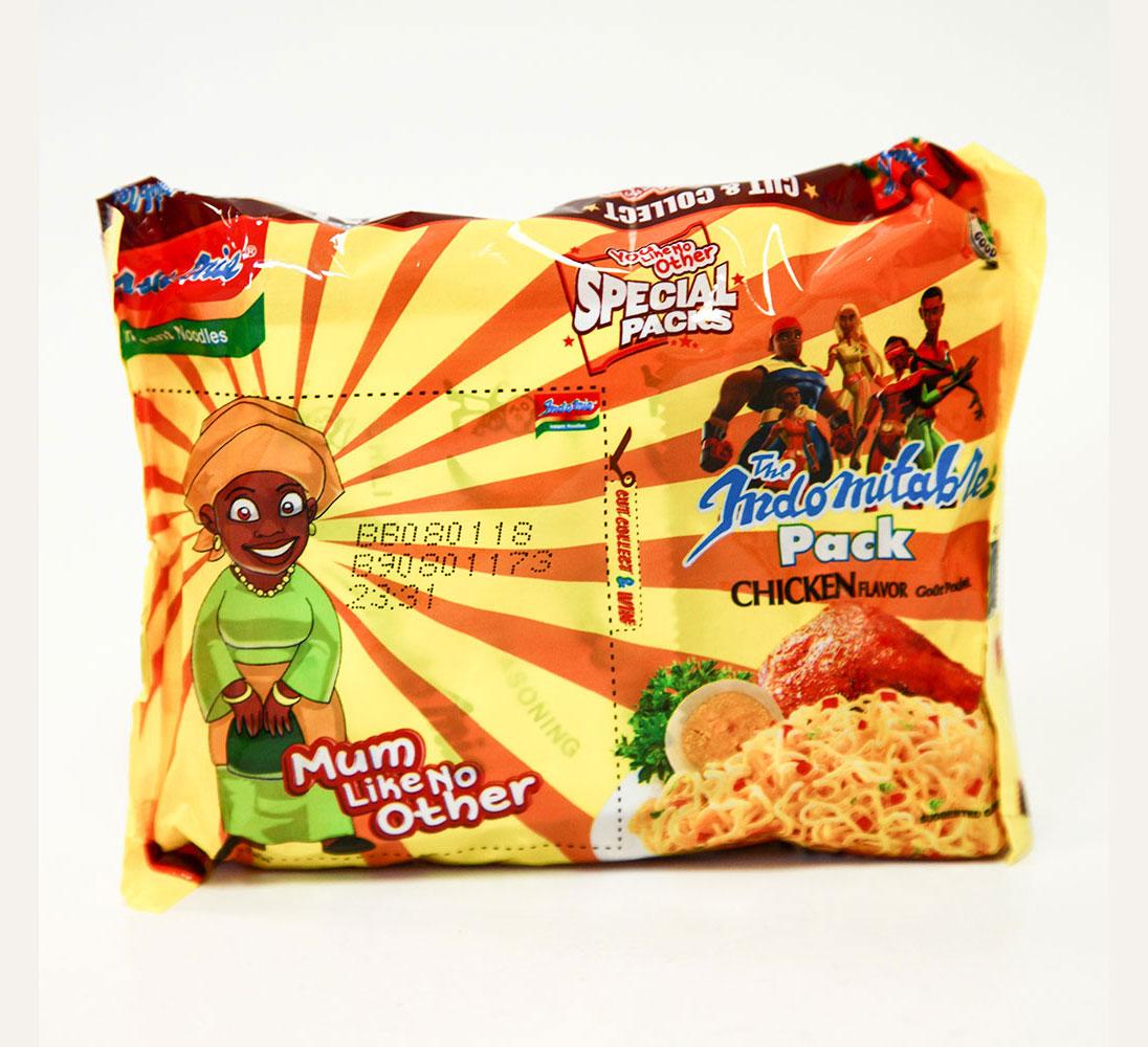 Indomie Noodles Single pack chicken