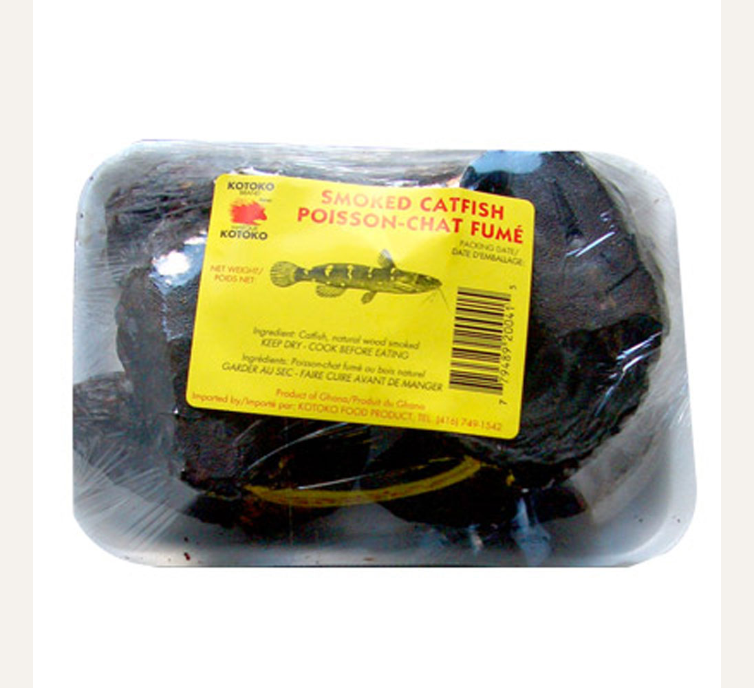 Kotoko Smoked Catfish
