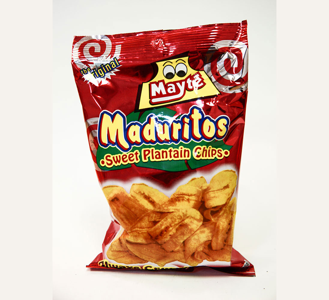 Maduritos Chips