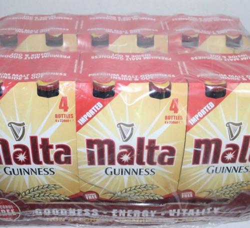 Malta Guinness pck