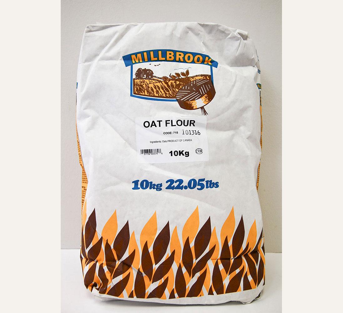 Oat Flour millbrook kg