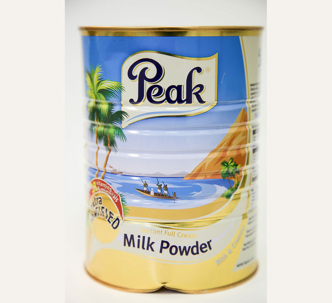 Peak instant milk powder g