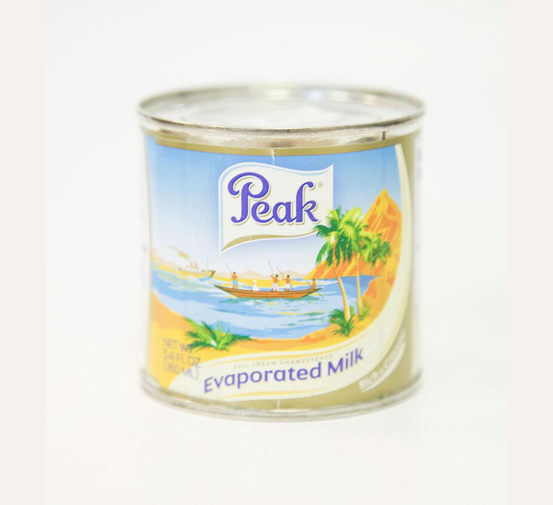 Peak liquid eveaporated Milk ml