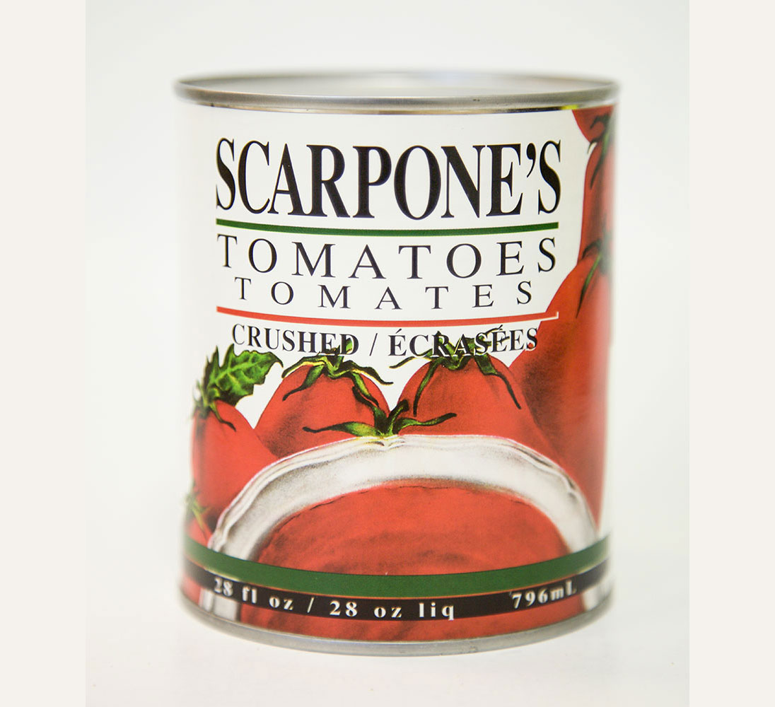 Scarpones Tomatoes Crush