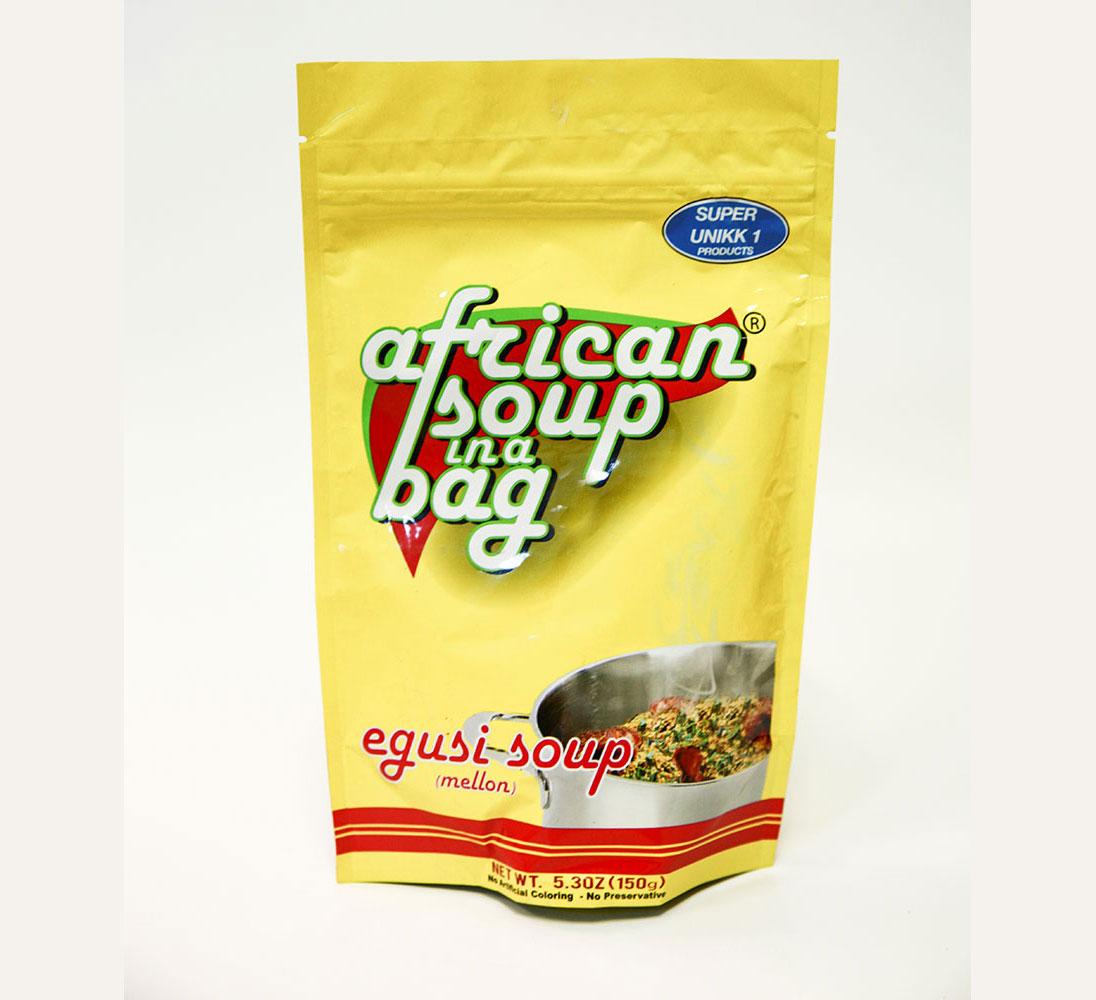Soup In A Bag egusi
