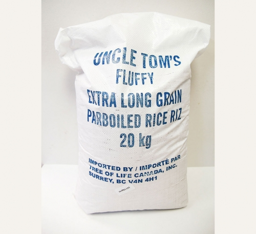 Uncle Toms Long Grain Rice